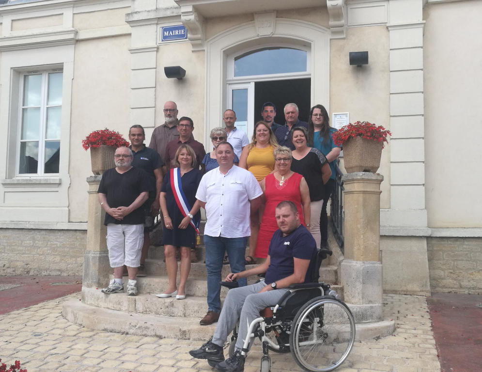 Conseil municipal Villiers-le-Sec